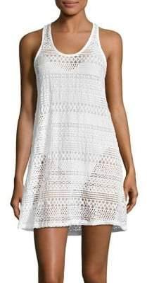 J Valdi T-Back Sleeveless Dress