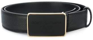 Dolce & Gabbana Dauphine & Targhetta belt
