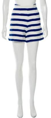 Pinko Patterned Mini Shorts
