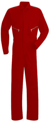 JCPenney Red Kap Zip-Front Cotton Coveralls