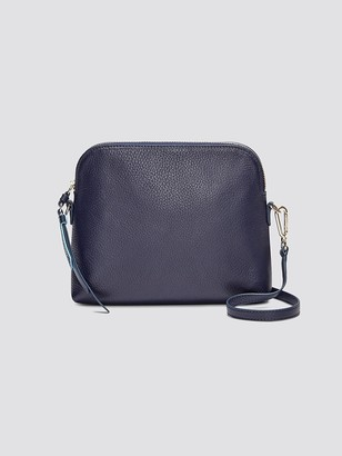 Draper James Leather Crossbody
