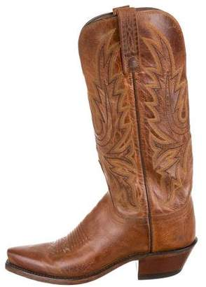 Lucchese Western Leather Boots
