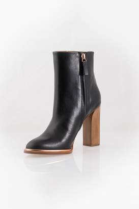 Veronique Branquinho High Black Boot
