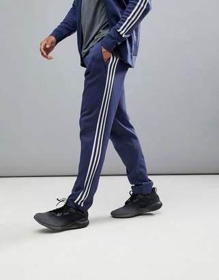 adidas Athletics Knitted Joggers In Navy Cf2494