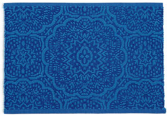 Fiesta Global Geo Rib Cobalt Placemat