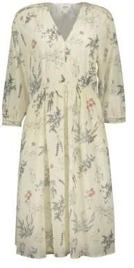 Swildens Sale - Sailor Flower Maxi Dress