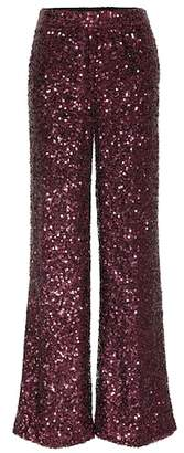 Victoria Beckham Victoria Sequinned pants