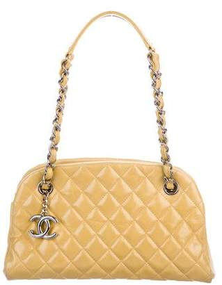 Chanel Just Mademoiselle Small Bowler Bag