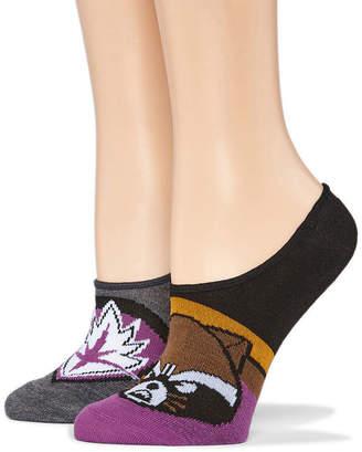 Asstd National Brand 2 Pair Liner Socks - Guardians of the Galaxy