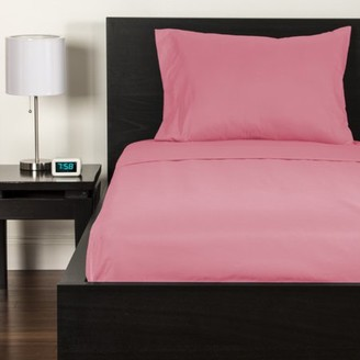 Crayola Cotton Candy Twin size Microfiber sheet set
