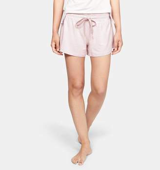 Under Armour Women's Athlete Recovery Sleepwear Ultra Comfort Shorts