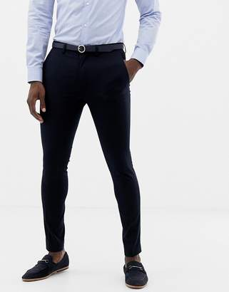 ONLY & SONS skinny suit pants
