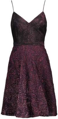 Badgley Mischka Short dresses