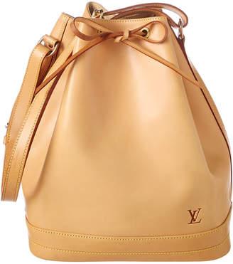 Louis Vuitton Vachetta Leather Noe Petite