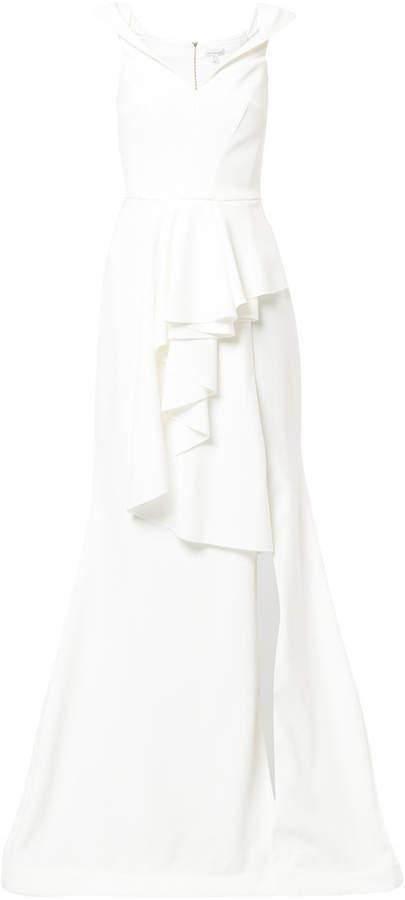 Rebecca Vallance St. Barts gown dress