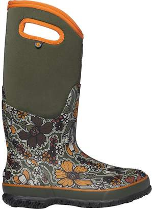 Bogs Classic Tall May Flowers Boot - Women's
