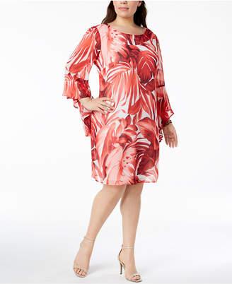 Plus Size Chiffon Dresses Shopstyle