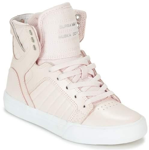SKYTOP Pink / White