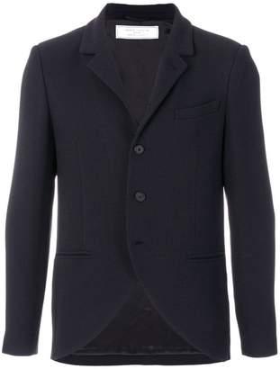 Societe Anonyme single breasted blazer