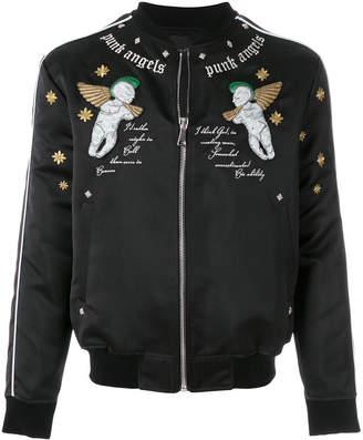 John Richmond Punk Angels bomber jacket