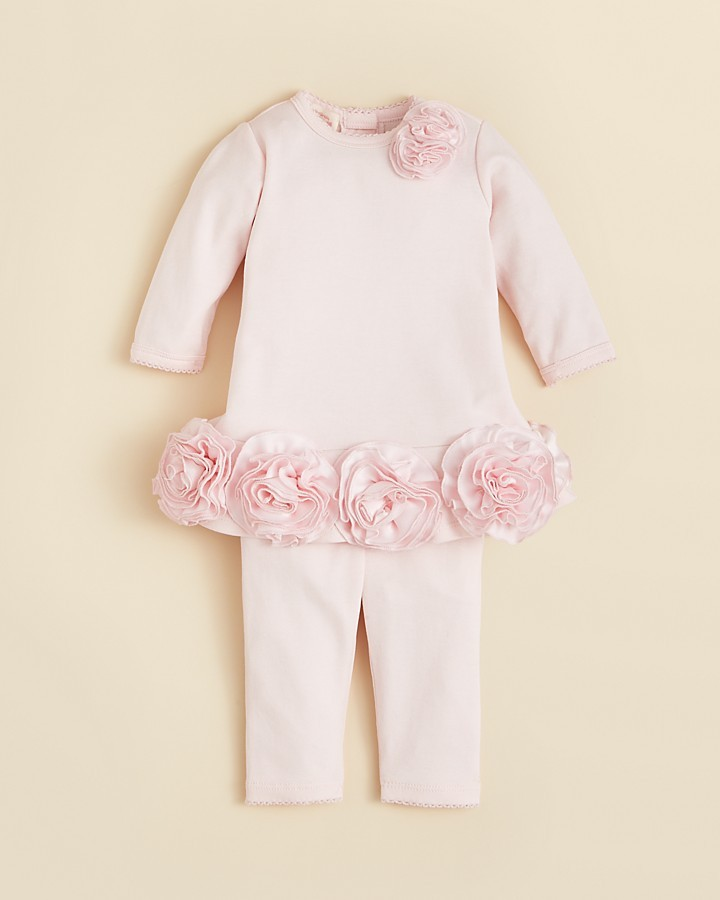 Biscotti Infant Girls' Couture Cutie Dress & Leggings - Sizes 3-9 Months