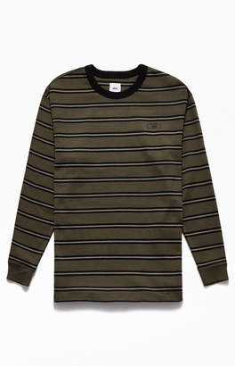 Vans Brandis Striped Long Sleeve T-Shirt
