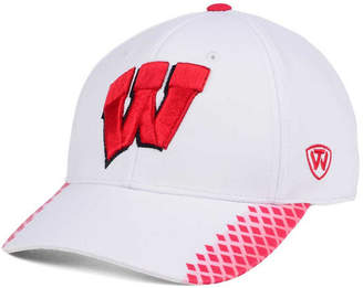 Top of the World Wisconsin Badgers Merge Stretch Cap