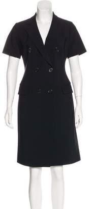 Pauw Short Sleeve Work Dress