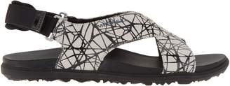 Merrell Leather Backstrap Sandals -Around Town Sunvue