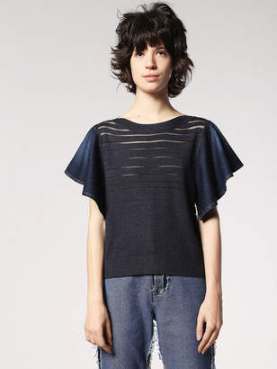 Diesel Sweaters 0QASA - Blue - L