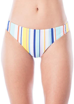 Nanette Lepore Charmer Striped Swim Bottoms