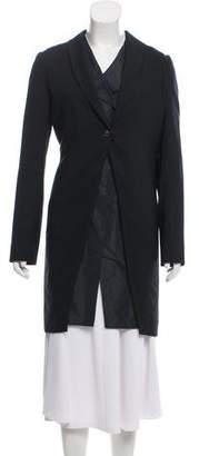Brunello Cucinelli Convertible Oversize Blazer