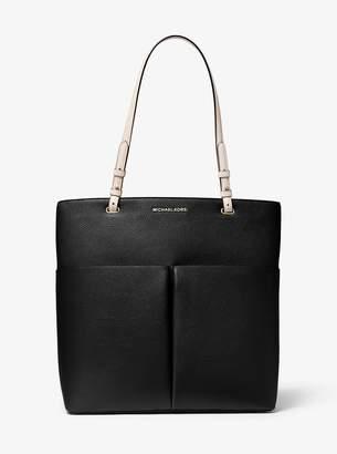 MICHAEL Michael Kors Bedford Large Pebbled Leather Pocket Tote Bag