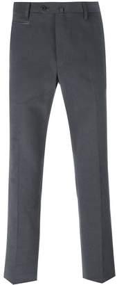 Corneliani straight legged trousers
