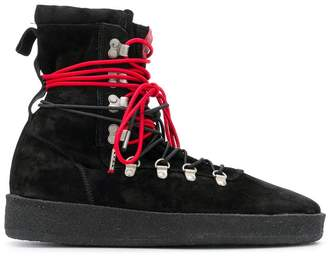 Represent The Dusk lace-up boots