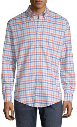 Brooks Brothers Multi Check Regent Sportshirt