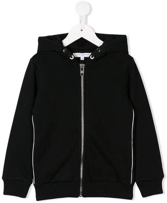 Givenchy Kids zip-up hoodie