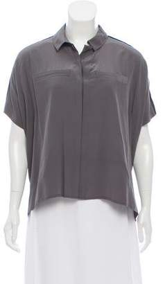 Diane von Furstenberg New Eris Silk Top w/ Tags