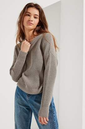 Urban Outfitters Andi Pullover Crew-Neck Sweater
