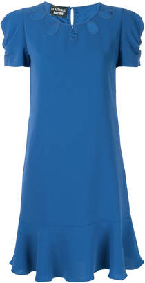 Moschino cut-out detail dress