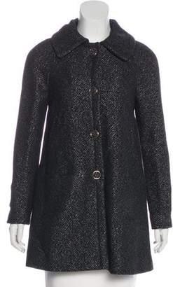 Tory Burch Wool-Blend Ivan Coat