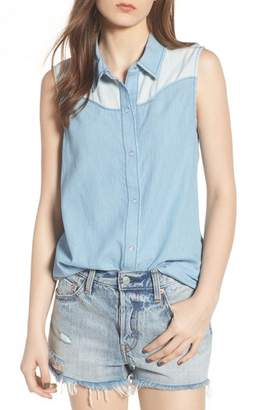 BP Chambray Western Shirt