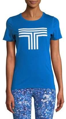 Tory Sport Logo Graphic Short-Sleeve Tee