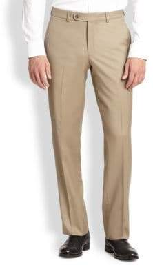 Saks Fifth Avenue COLLECTION Wool Dress Pants