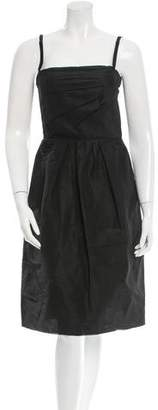 Dolce & Gabbana Sleeveless Cocktail Dress w/ Tags