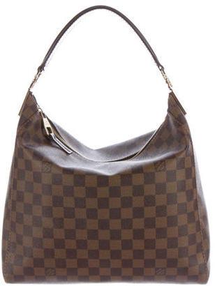 Louis Vuitton Damier Ebene Portobello PM $1,295 thestylecure.com