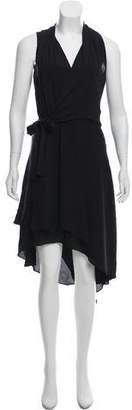 Kobi Halperin Silk Maxi Blair Dress
