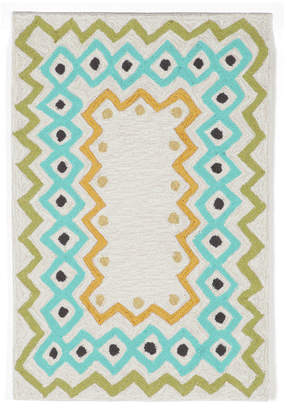 Liora Manné Capri Hand-Tufted Synthetic Indoor/Outdoor Rug