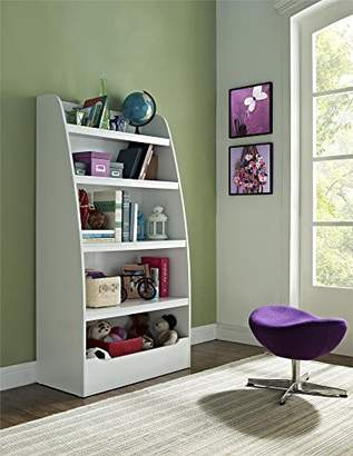 Ameriwood Altra Furniture Home Hazel Kids' 4 Shelf Bookcase