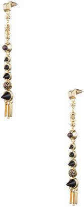 Eddie Borgo Assemblage Drop Earrings